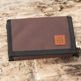 Nuff Wear Classic Collection wallet - brown