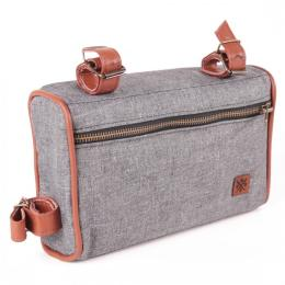 Nuff Classic frame bag | gray