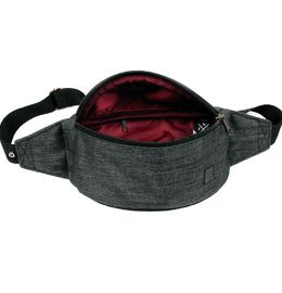 Nuff pearl fanny pack - graphite melange