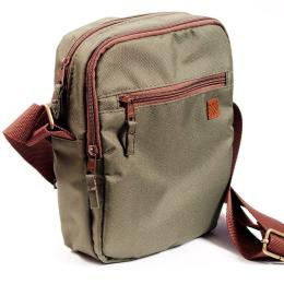 Shoulder Bag II - Nuff wear - olive