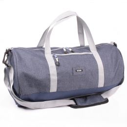 Gym & Sports fitness Nuff Duffel Bag - Blue melange