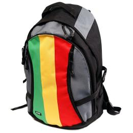 Backpack Nuff wear classic - rasta 25L
