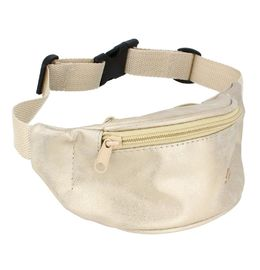 EwaLu Kids fanny pack | Shining White gold