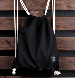Nuff Tote backpack | Black