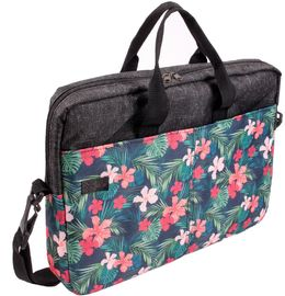 Torba na Laptop 15.6 i akcesoria Nuff Exotic Leaves