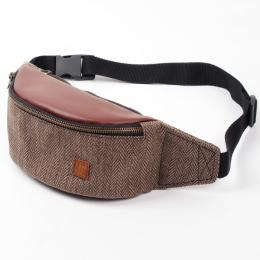 Bum bag Nuff Oxide - herringbone