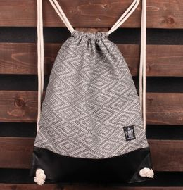 Nuff Tote backpack | Ethnic Diamonds